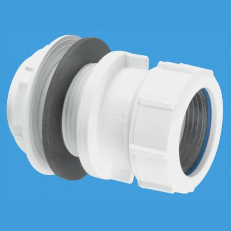 "Z11M 2"" Multifit Tank Connector. McAlpine"